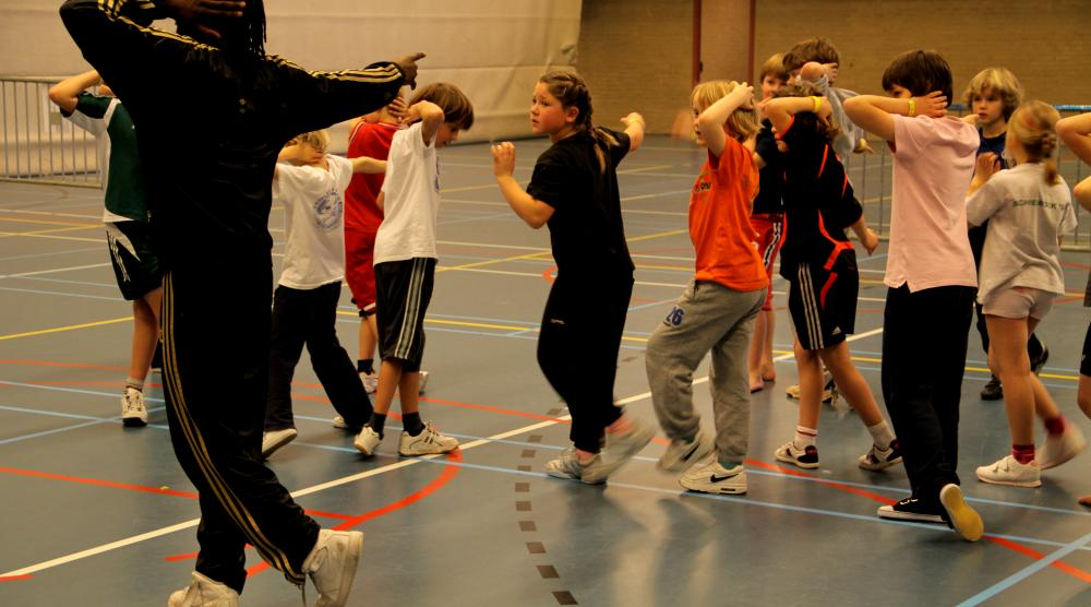 Slide 2: Workshop Streetdance