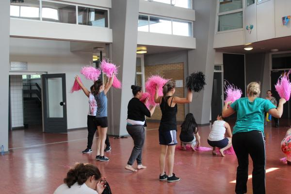 Workshop Cheerleading Gent