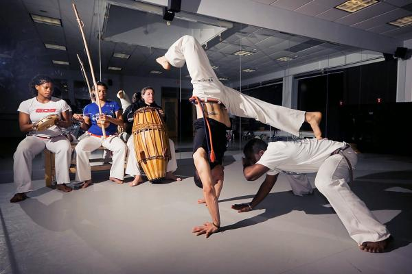 Workshop Capoeira Gent