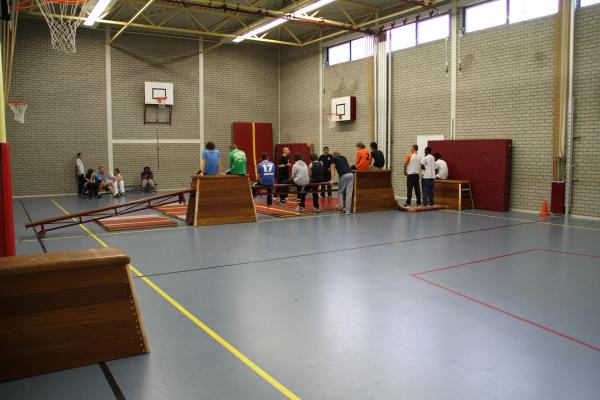 Workshop Freerunnen Gent