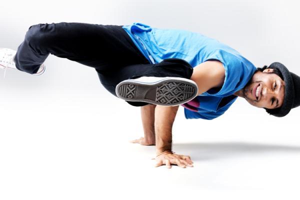 Workshop Breakdance Gent